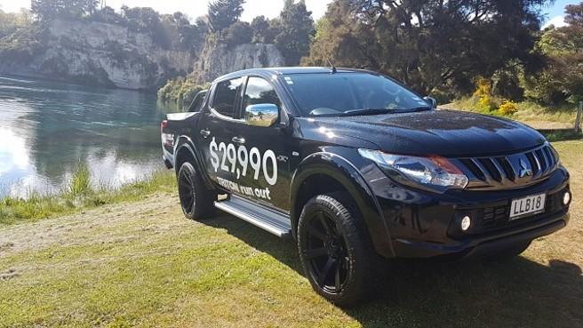 2018 Mitsubishi Triton · Taupo Kia · New SUVs & Cars