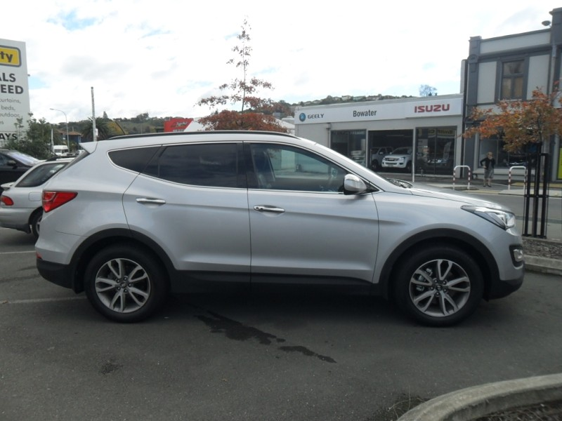 used hyundai 2013 santa fe dm 2 4 elite 7 seater auto hyundai nz. Black Bedroom Furniture Sets. Home Design Ideas