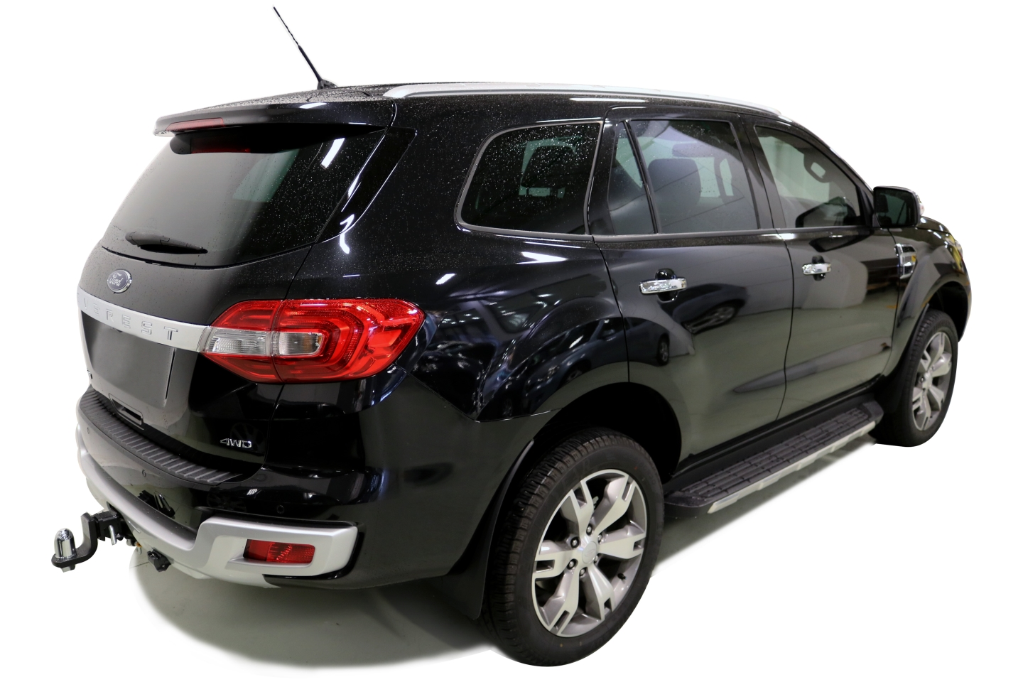Ford Everest Titanium John Andrew New Used And