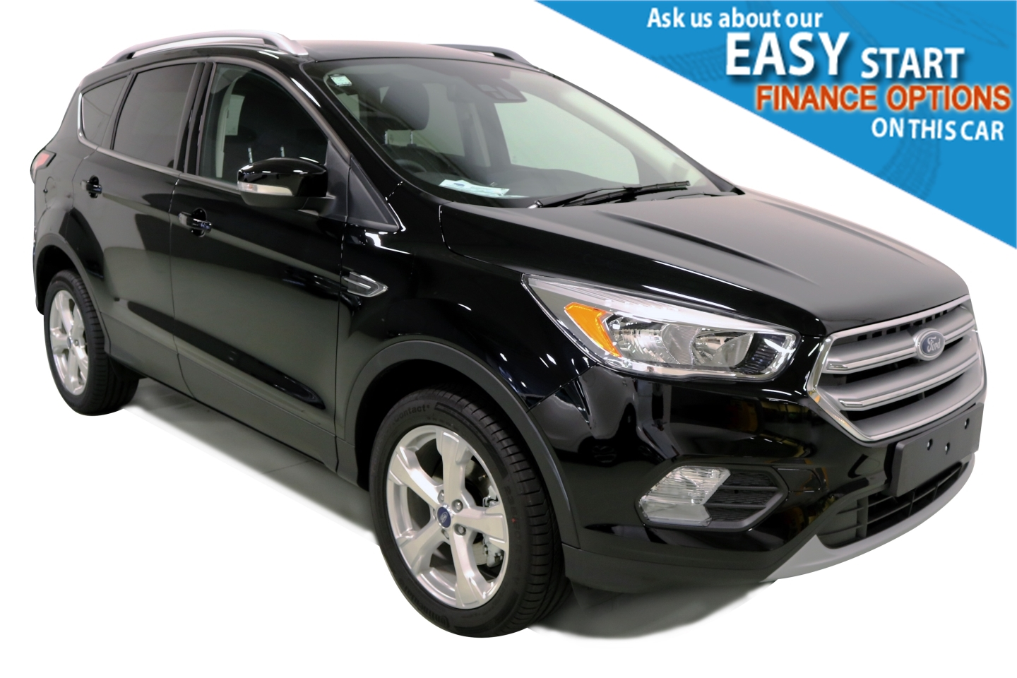 ford escape trend awd diesel 2 0 turbo 5 door suv 2017 john andrew new used and. Black Bedroom Furniture Sets. Home Design Ideas