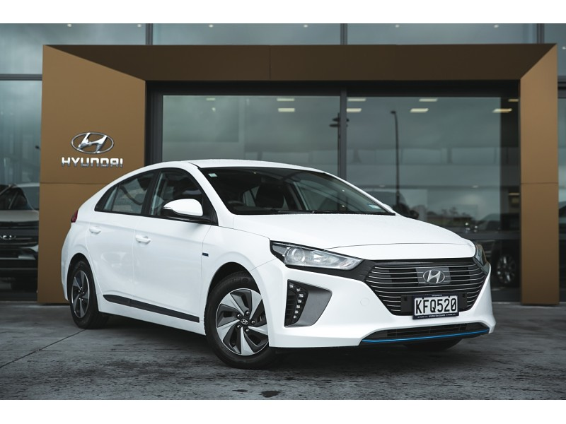 used hyundai 2016 ioniq 1 6l petrol hybrid hyundai nz. Black Bedroom Furniture Sets. Home Design Ideas