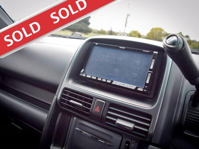 2006 Honda CRV 2 4 Auto 5dr