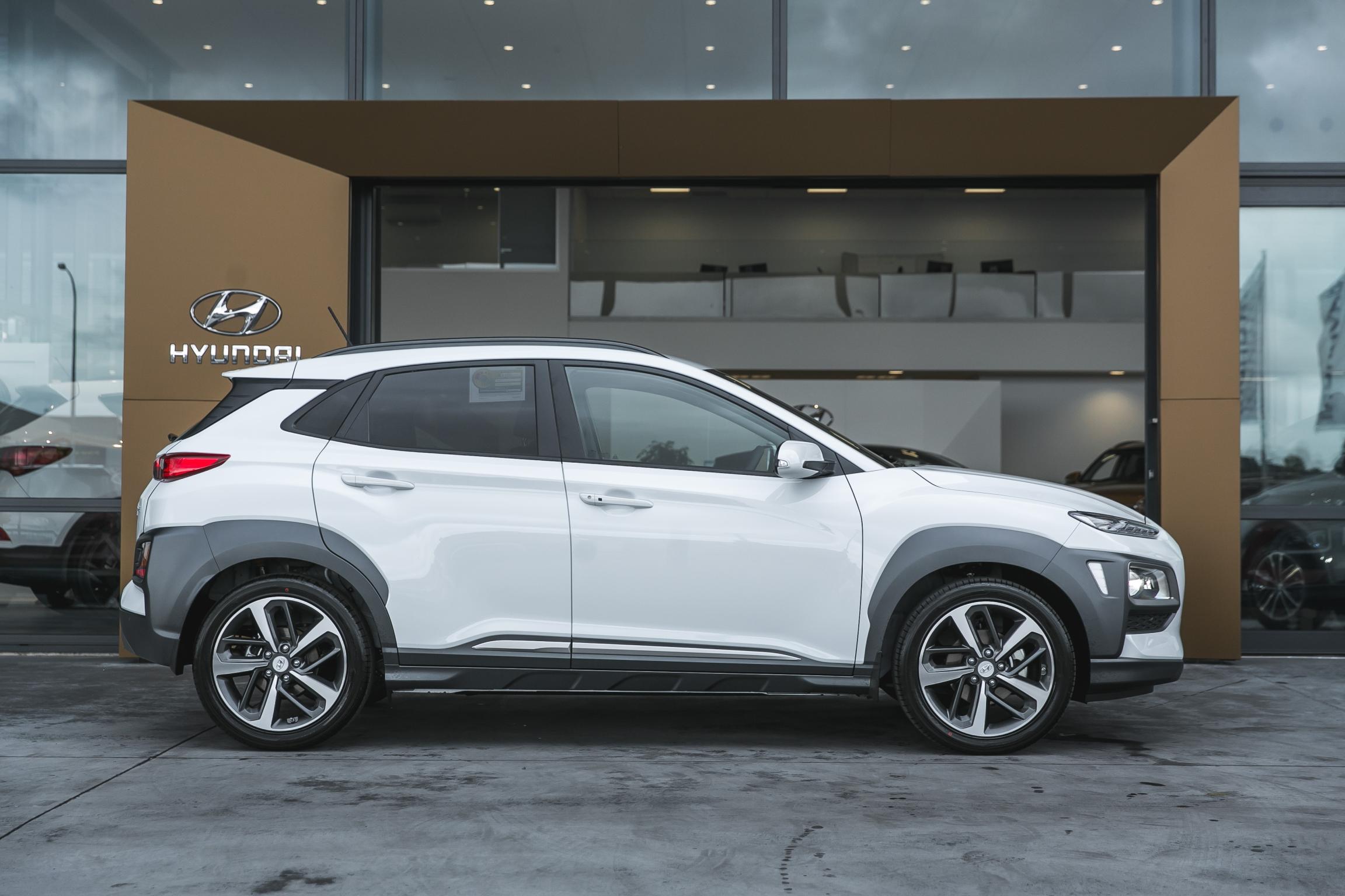 Used Hyundai 2018 Kona 2 0l Elite Hyundai Nz