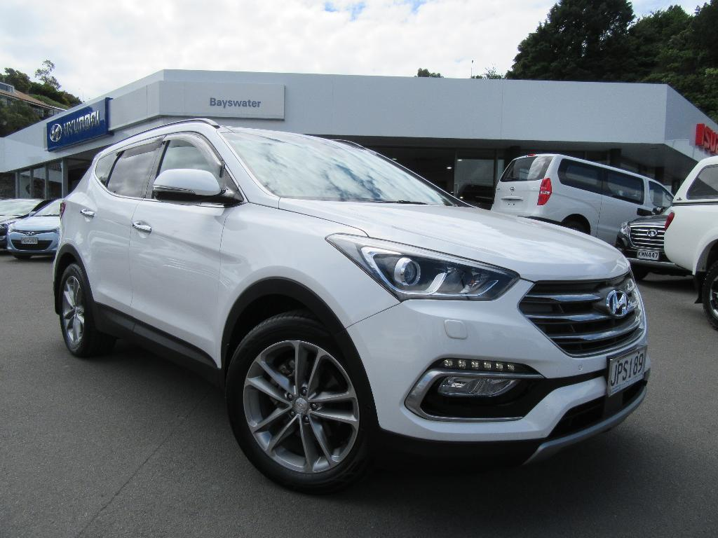 used hyundai 2016 santa fe 2 2 diesel elite limited awd 7. Black Bedroom Furniture Sets. Home Design Ideas