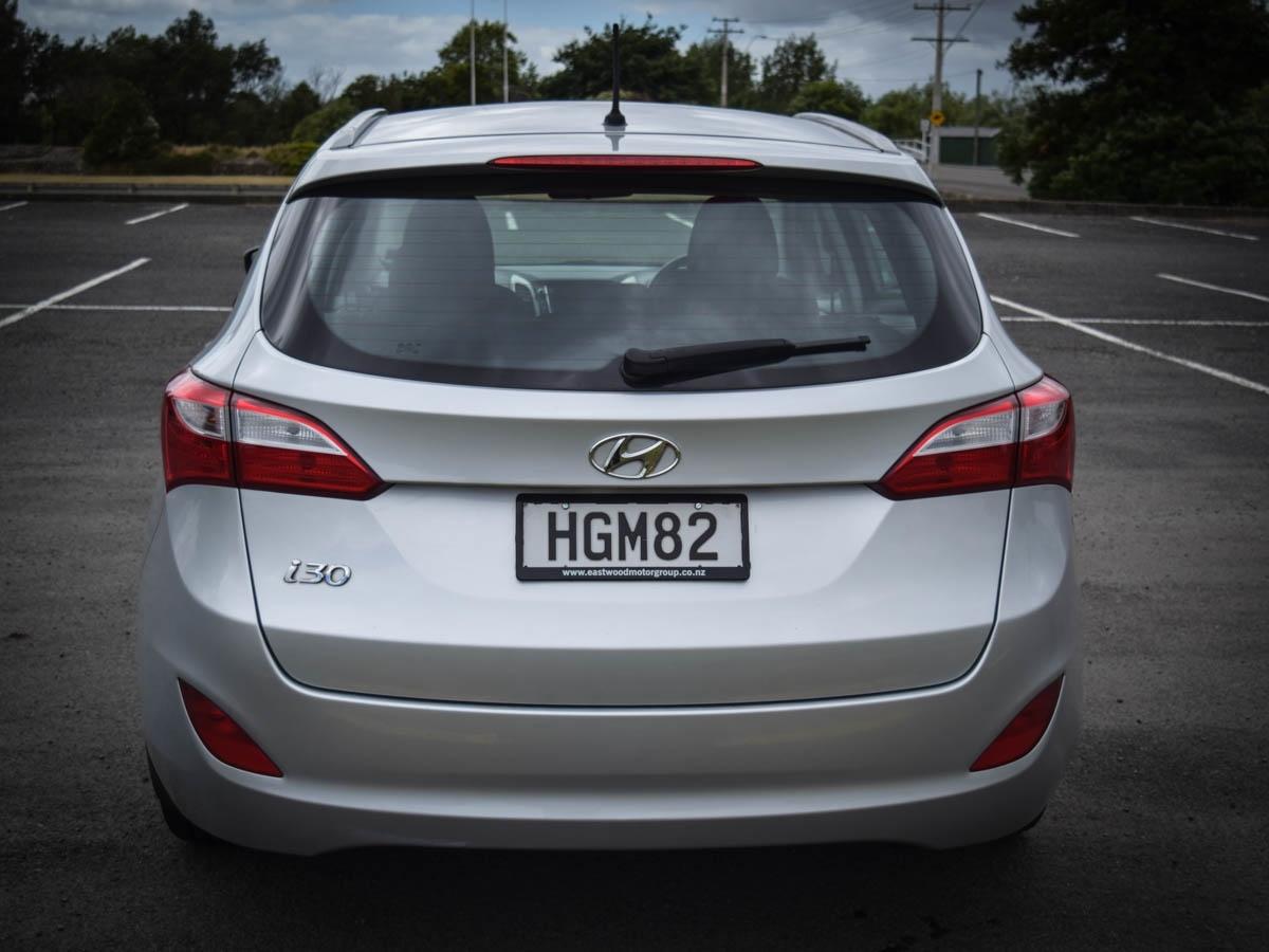 Used Hyundai 2014 I30 1 6 A6 5 Dr Station Wagon Gd At