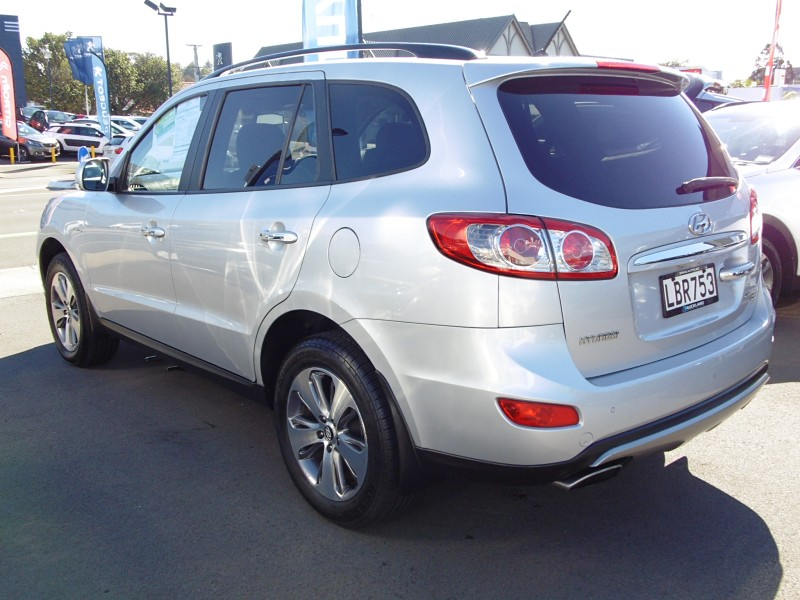 used hyundai 2013 santa fe r crdi elitea6 at auckland hyundai hyundai nz. Black Bedroom Furniture Sets. Home Design Ideas
