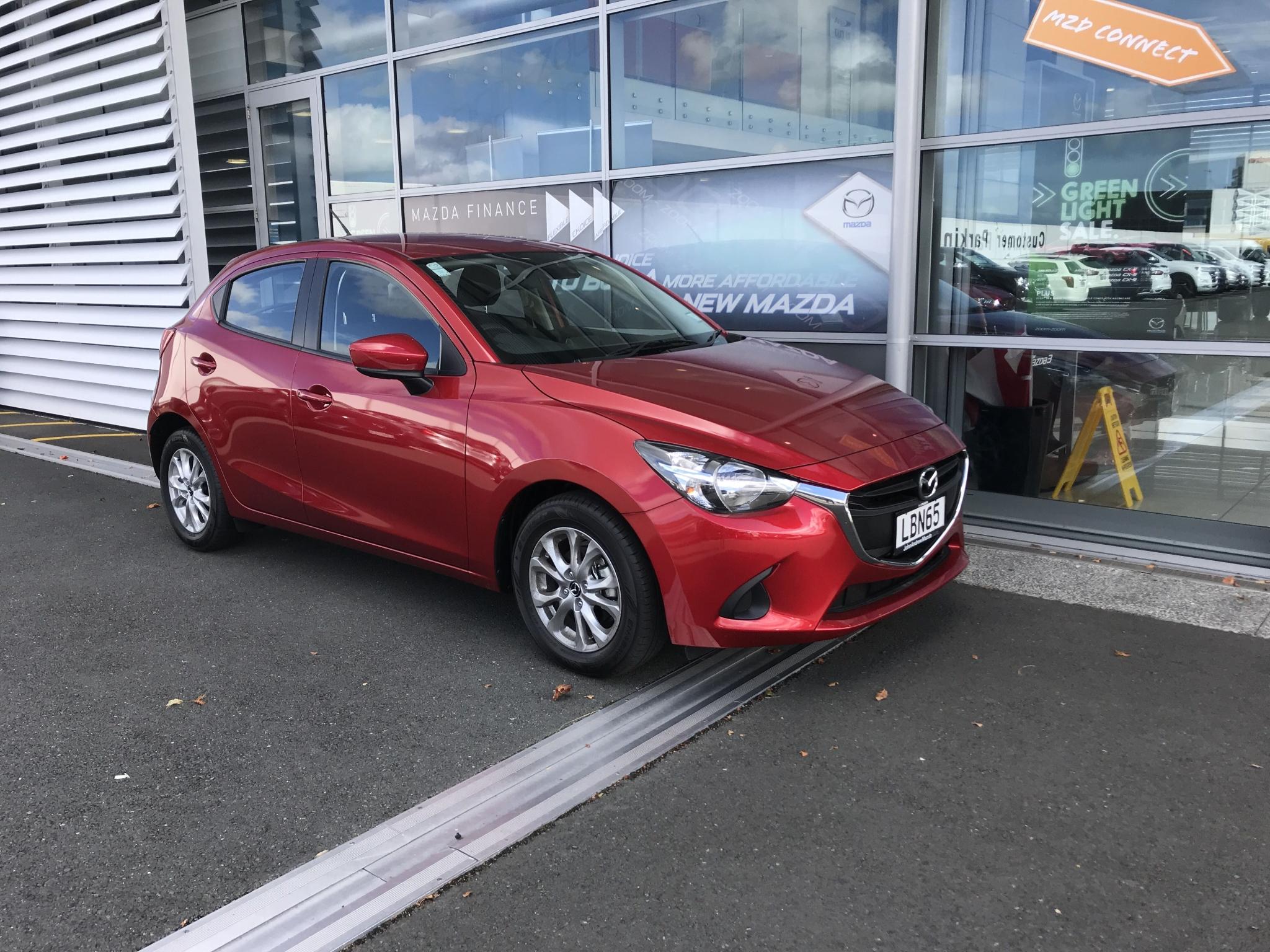Mazda 2 GLX 1.5L Hatch Auto 2017 - John Andrew   New, Used and ...