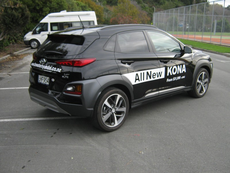 used hyundai 2018 kona 1 6t awd elite bowater hyundai. Black Bedroom Furniture Sets. Home Design Ideas