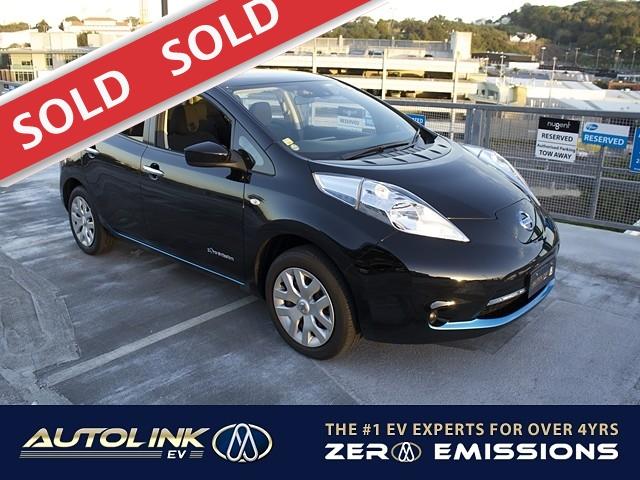 Autolink Cars - Nissan Leaf - 100% Electric