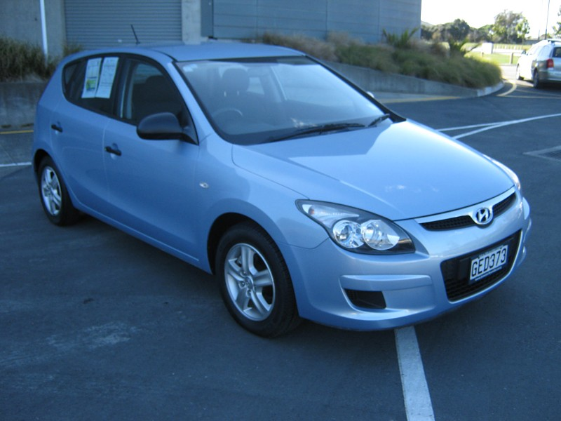 2011 Hyundai i30