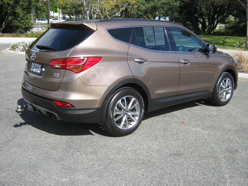 used hyundai 2013 santa fe dm 2 2r crdi elite 7s a6 bowater hyundai. Black Bedroom Furniture Sets. Home Design Ideas