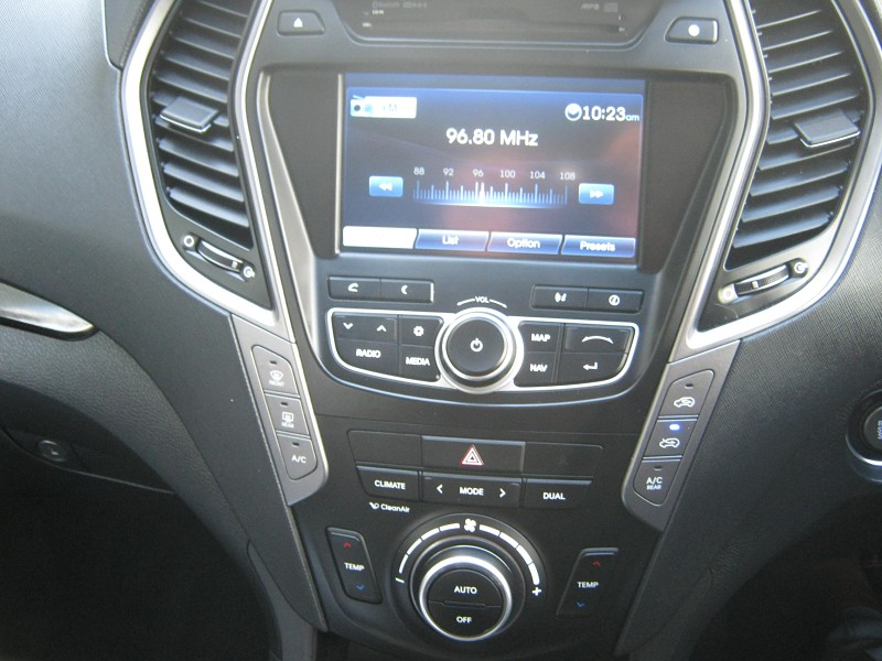 2013 Hyundai Santa Fe