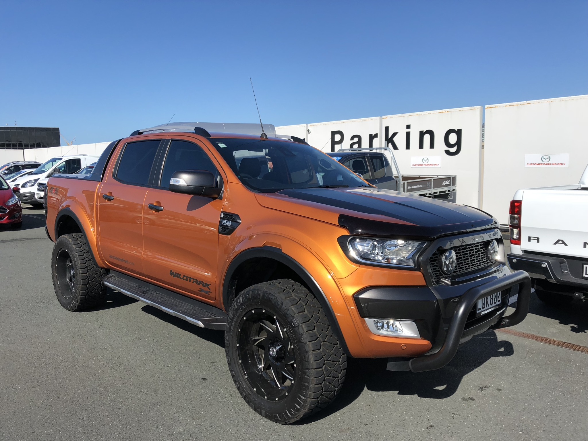 Ford ranger 2018 retail price