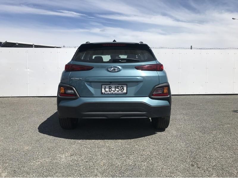 Used Hyundai 2017 Kona Os 2 0 2wd 2 0p 6at Mayfield