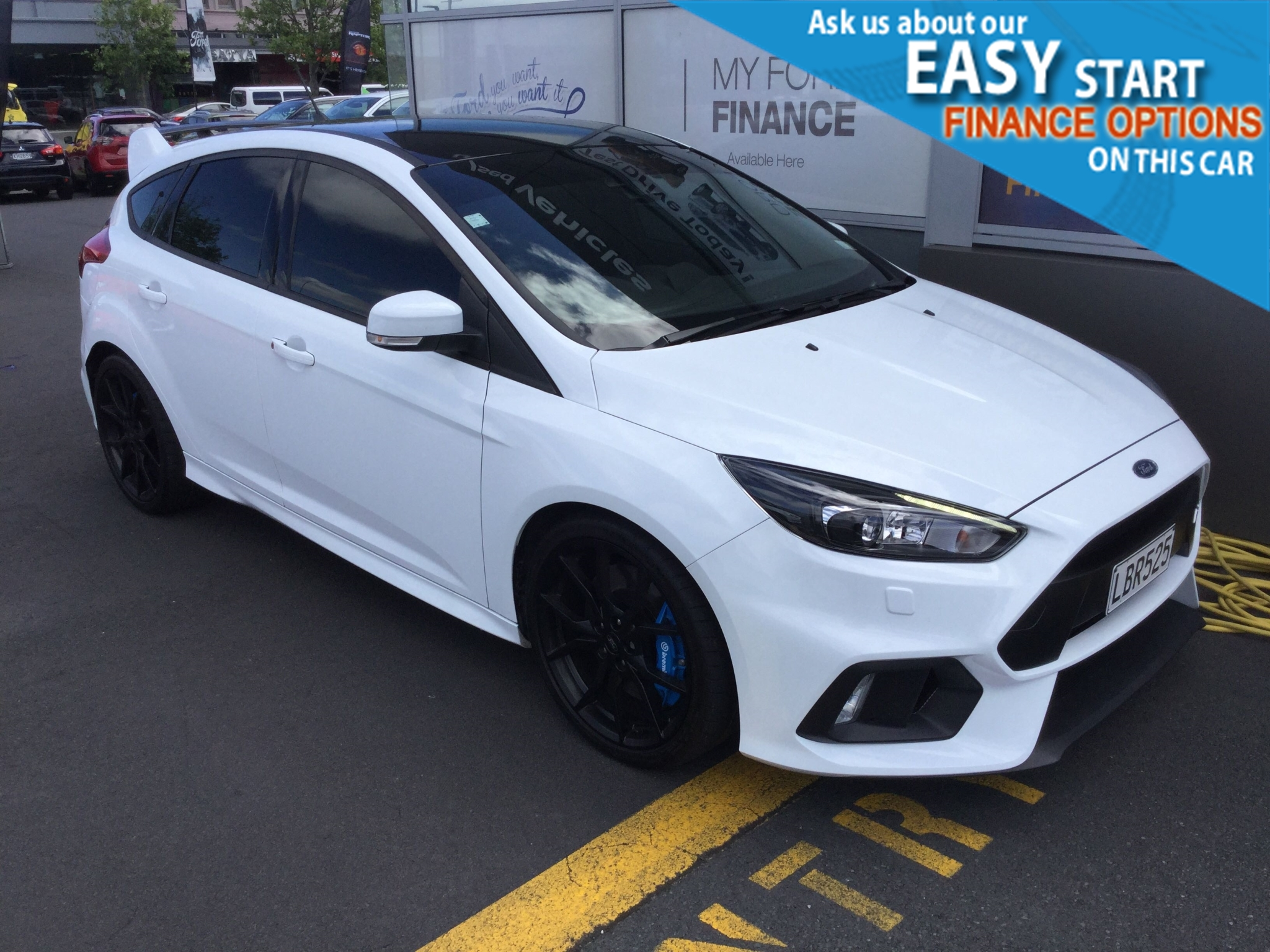 Ford Focus 2017. Retail Price