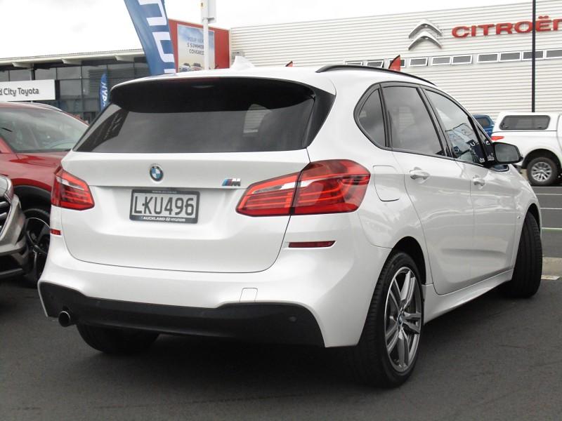 2016 BMW 218i