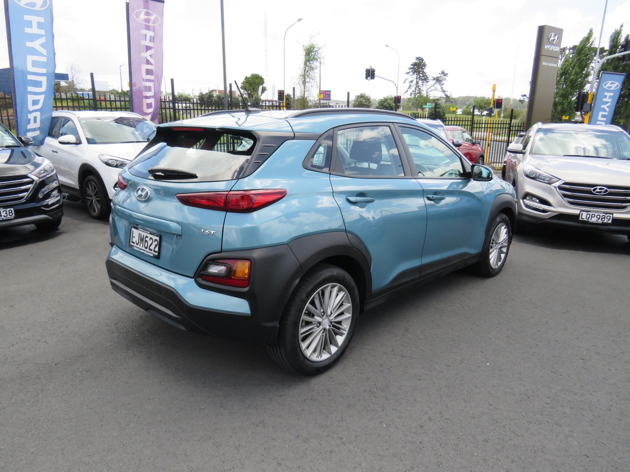 Used Hyundai 2018 Kona 1 6t Awd Auto