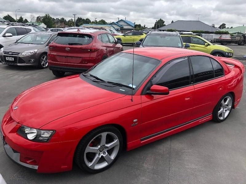 2004 Holden HSV Clubsport