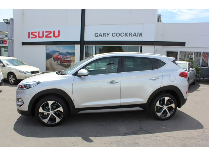 used hyundai 2018 tucson 2 0 mpi 2wd a6 elite at gary. Black Bedroom Furniture Sets. Home Design Ideas