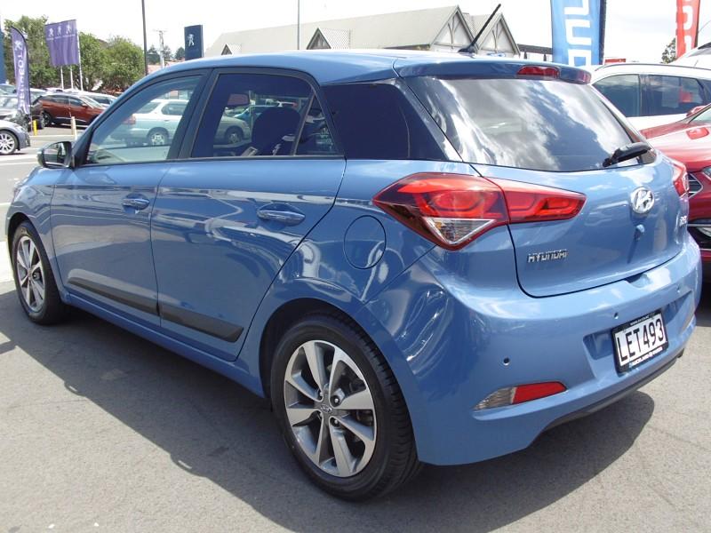 2018 Hyundai i20