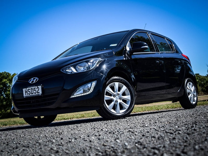 2014 Hyundai i20