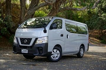 2018 Nissan NV350 Caravan 2L 2wd