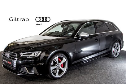 2019 Audi S4 Avant 3.0 TFSI quattro 260kWMYTHOS BLACK / BANG AND OLUFSEN / 19IN ALLOYS