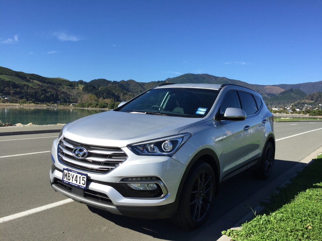 Used Hyundai 2019 Santa Fe Dm 2 2d Special Addition