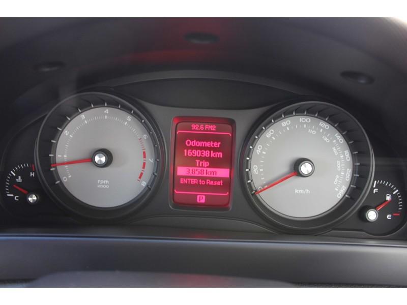 Used Isuzu 2007 Commodore at Tauranga Motor Group Company