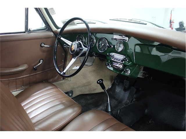 REPLACE WITH TITLE FORMAT FOR VEHICLE 1963 Porsche 356 C