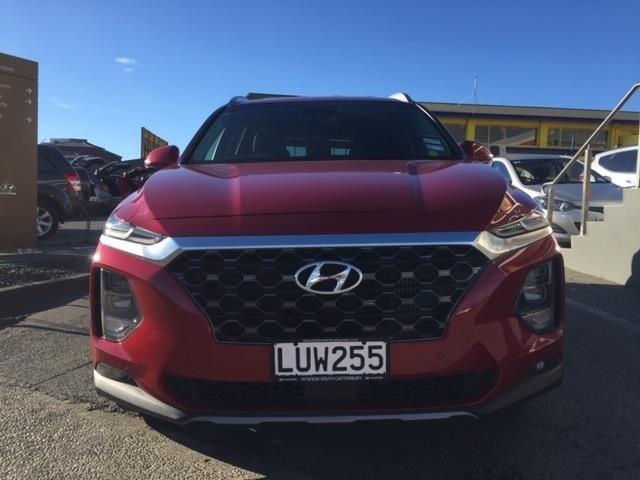 Used Hyundai 2018 Santa Fe Tm 2 2d Elite Awd