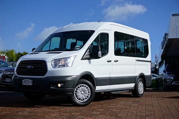 2015 Ford Transit 2.2L TD 2wd 12 str