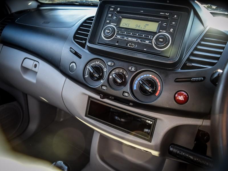 2013 Mitsubishi Triton