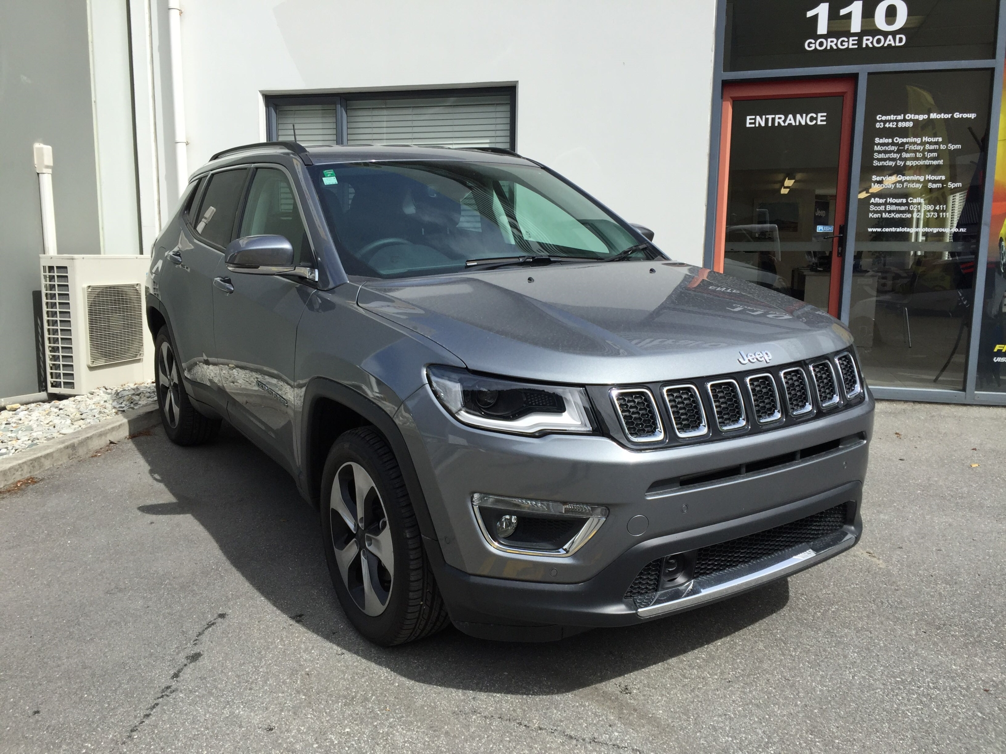 2020 Jeep Compass Limited 2.4 Auto 4WD