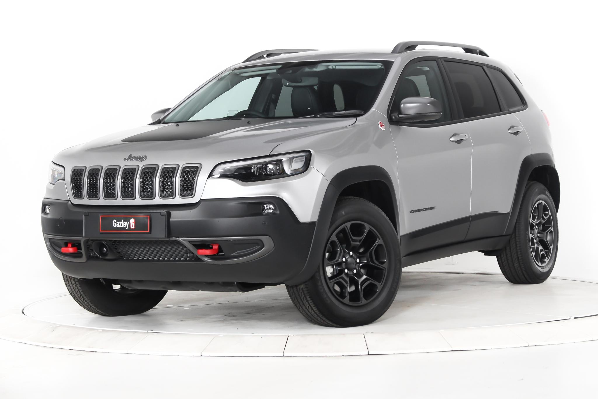 2020 Jeep Cherokee Trailhawk 4X4