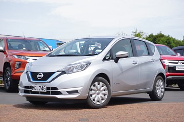 2017 Nissan Note E-Power 1.2L / Electric