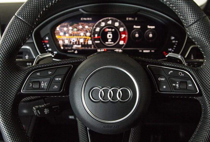 2019 Audi RS4