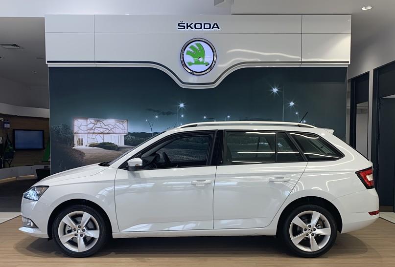 2019 Skoda Fabia