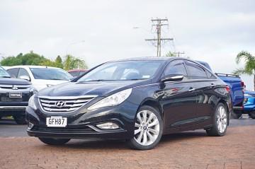 2011 Hyundai i45 Elite 2.4L 2wd
