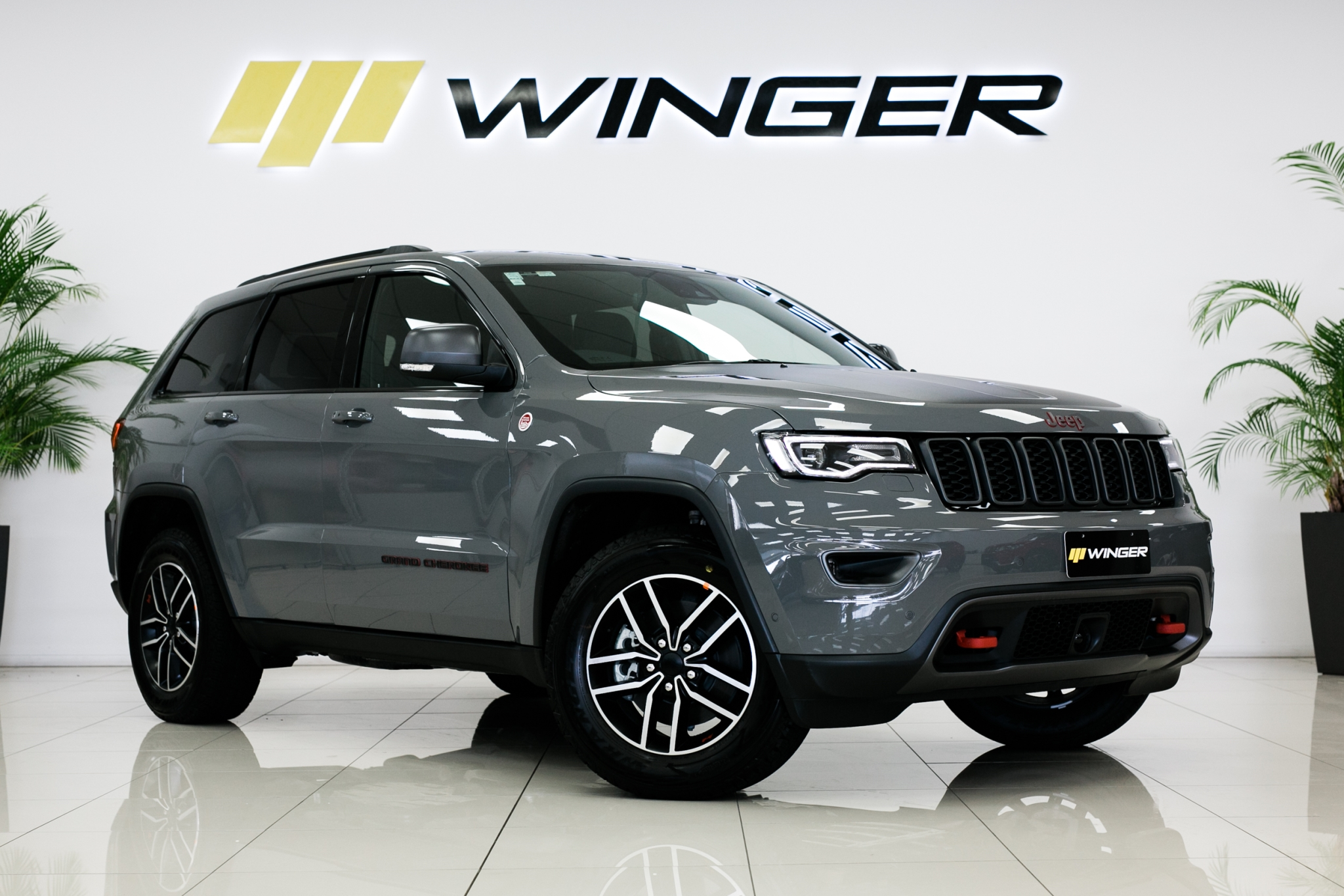 2020 Jeep Grand Cherokee Trailhawk 3.0D