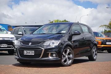 2018 Holden Barina LT 1.6L 2wd
