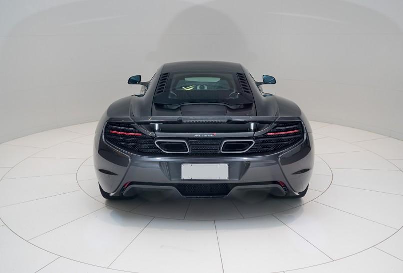 2014 McLaren 650 S
