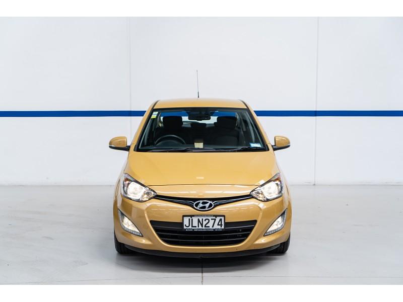 2015 Hyundai i20