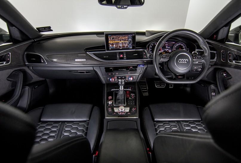 2017 Audi RS6