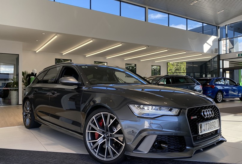 2016 Audi RS6