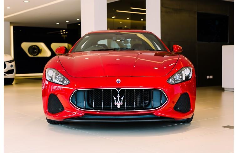 2020 Maserati GranTurismo Sport Auto - MA316409 - Winger ...