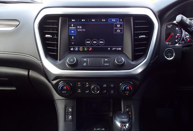 2020 Holden Acadia