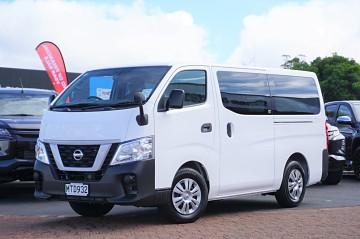 2019 Nissan NV350 Caravan 2.5L TD 2wd Manual