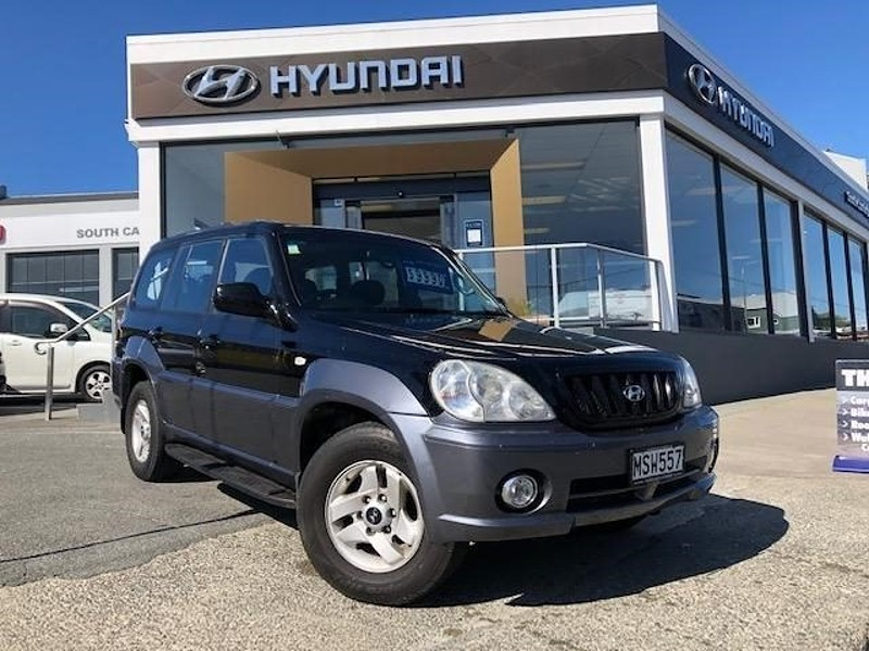 2003 Hyundai Terracan