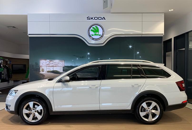 2018 Skoda Octavia
